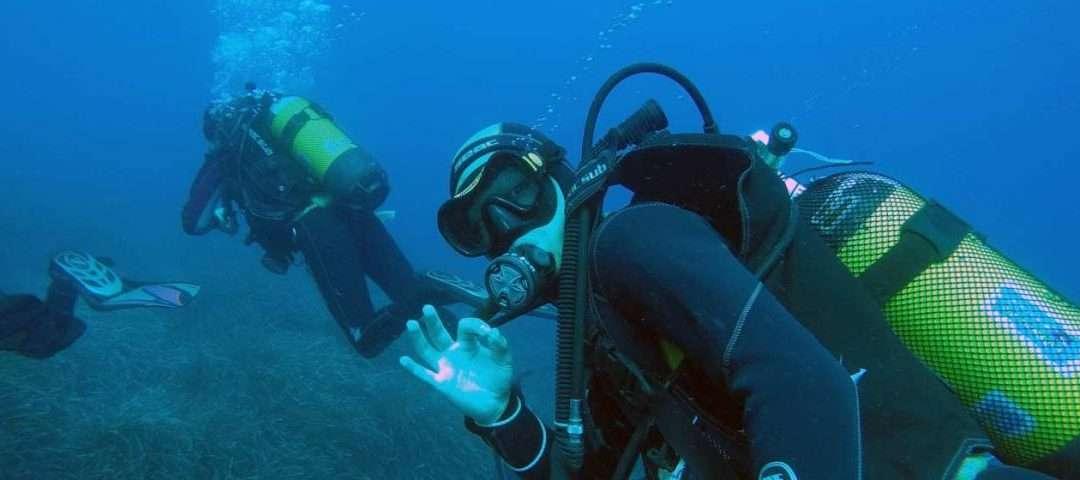 Pronti per tuffarsi nel blu del Mediterraneo?